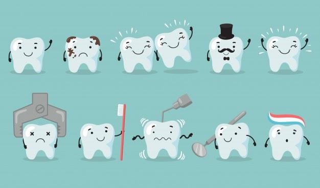 prevenire carie nei bambini igiene orale